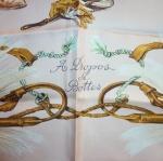 A propos des bottes Xavier de Poret pour Hermès