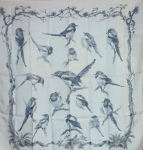 Les oiseaux Xavier de Poret pour Hermès