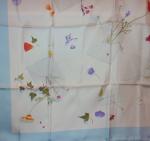 Des fleurs pour le dire (blanc) 1