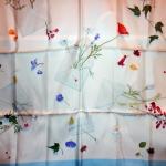 Des fleurs pour le dire (blanc) 2
