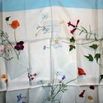 Des fleurs pour le dire (blanc) 3