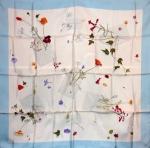 Des fleurs pour le dire (blanc)1