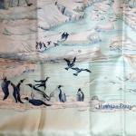 Hommage à l'explorateur Sir Ernest Shackleton (bleu) 3