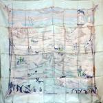 Hommage à l'explorateur Sir Ernest Shackleton (bleu)1