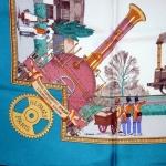 Les merveilles de la vapeur (turquoise)-2