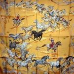 Les Mustangs (jaune)-1