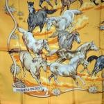 Les Mustangs (jaune)-2