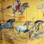 Les Mustangs (jaune)-3