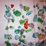 Minéraux Les (blanc multicolore)-3