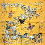 Mustangs Les (jaune)1