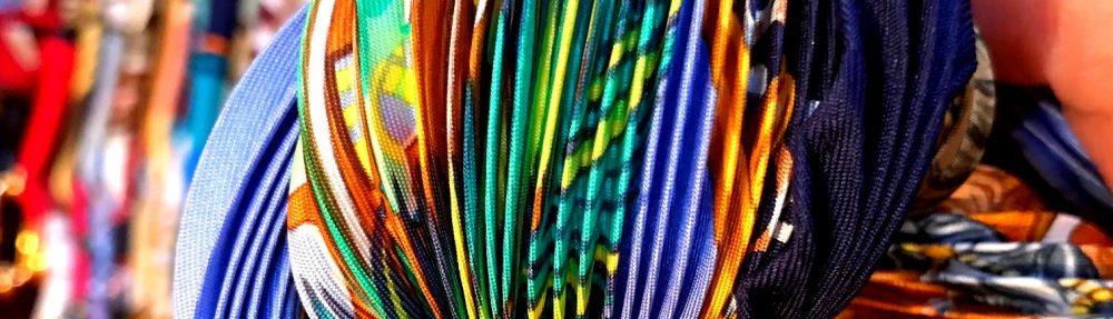Les foulards Hermès de Catherine B .  .  .